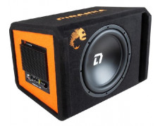 DL Audio Piranha 12A Black